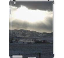 Colorado Sky iPad Case/Skin