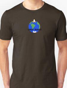 Linux Rules! Unisex T-Shirt