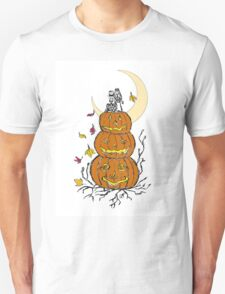 Halloween Wedding - Day of the Dead T-Shirt