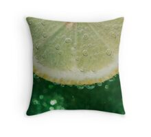 bubblelicious Throw Pillow