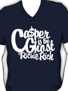 Casper is the Ghost of Richie Rich T-Shirt