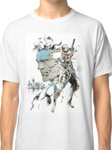 Metal Gear Solid 2: Sons of Liberty  Classic T-Shirt
