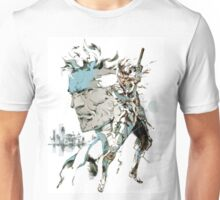 Metal Gear Solid 2: Sons of Liberty  Unisex T-Shirt