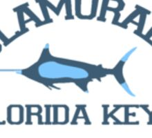Islamorada - Florida.  Sticker
