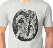 Inspired by Giger Unisex T-Shirt