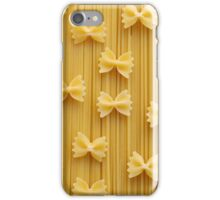 Noodle Pasta Simple iPhone Case/Skin