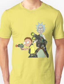Badass rick and morty T-Shirt