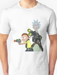 Badass rick and morty T-Shirt
