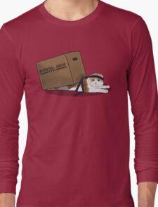 Mewtal Gear Solid Long Sleeve T-Shirt