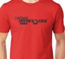 Chicago Hawkside Hockey Shirt Unisex T-Shirt