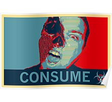 Consume Poster