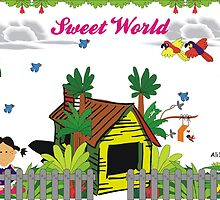 Sweet World by Bobby Dar
