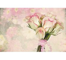 Rose Bouquet Photographic Print
