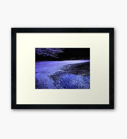"""""""sakura spirits""""...... living on  Framed Print"""