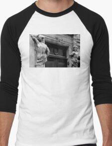 WELL GUARDED DOORWAY (CARD) T-Shirt