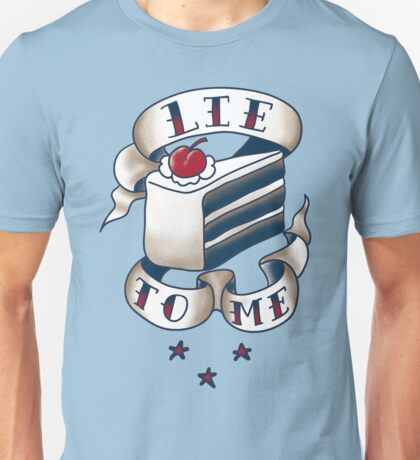 """Lie To Me"" Unisex T-Shirt"