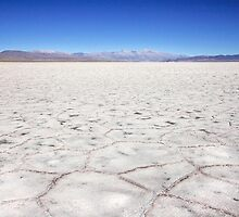 Las Salinas Grandes, Andes Mountains, Argentina by strangelight