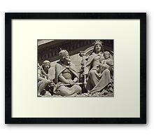 King Stephen Framed Print