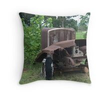 In Its Prime Throw Pillow