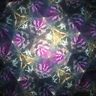 Kaleidoscope purple by endomental Artistry