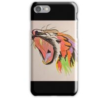 Colorful Beast iPhone Case/Skin
