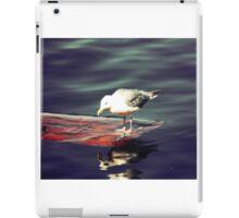 Surfing Bird iPad Case/Skin