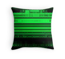 Beautiful Cushions/ The Matrix Green Zone Throw Pillow