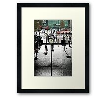 Are There Enough Hours in the Day? Framed Print