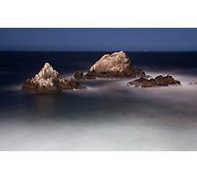 Night at Seal Rock Photographic Print