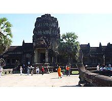 Cambodia. Angkor Wat , Siem Reap 2 Photographic Print