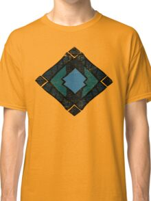 Enchanting Abstract Colors and Shapes Classic T-Shirt