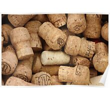 Put a cork in it! Poster