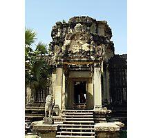 Cambodia. Angkor Wat , Siem Reap 6 Photographic Print