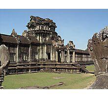 Cambodia. Angkor Wat , Siem Reap 8 Photographic Print