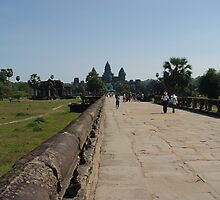 Cambodia. Angkor Wat , Siem Reap 9 by Feesbay