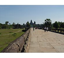 Cambodia. Angkor Wat , Siem Reap 9 Photographic Print