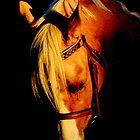Golden Horse by Gabrielle  Lees