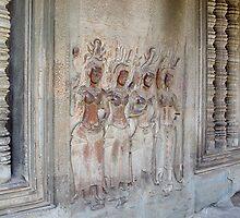 Cambodia. Angkor Wat , Siem Reap 15 by Feesbay
