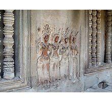 Cambodia. Angkor Wat , Siem Reap 15 Photographic Print