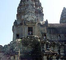 Cambodia. Angkor Wat , Siem Reap 16 by Feesbay