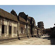 Cambodia. Angkor Wat , Siem Reap 19 Photographic Print