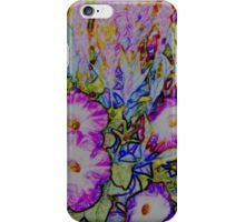 Flower Garden Dreams iPhone Case/Skin