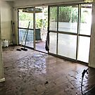 Brisbane Floods 2011 - Clean Up - An Empty House by Neil Ross