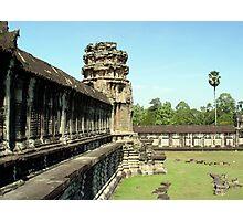 Cambodia. Angkor Wat , Siem Reap 22 Photographic Print
