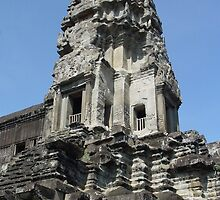 Cambodia. Angkor Wat , Siem Reap 26 by Feesbay