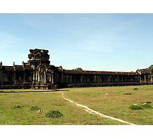 Cambodia. Angkor Wat , Siem Reap 29 Photographic Print