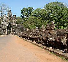 Cambodia. Angkor Wat , Siem Reap 31 by Feesbay