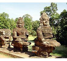 Cambodia. Angkor Wat , Siem Reap 32 Photographic Print