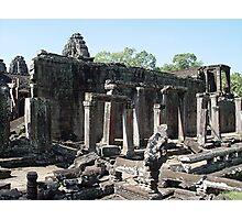 Cambodia. Angkor Wat , Siem Reap 35 Photographic Print