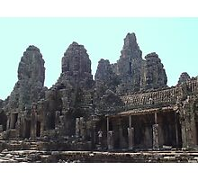 Cambodia. Angkor Wat , Siem Reap 38 Photographic Print
